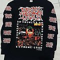 Brutal Truth - TShirt or Longsleeve - Brutal truth extreme conditions