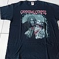 Cannibal Corpse - TShirt or Longsleeve - Cannibal corpse tour 2009