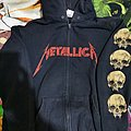 Metallica - Hooded Top - Metallica hoodie 90s