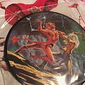 "Other Collectable - Run to the Hills ""7 picture disc"