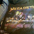 TShirt or Longsleeve - Megadeth-Rust in peace (tour)
