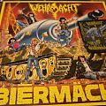 Other Collectable - Wehrmacht - Biermacht LP Original press