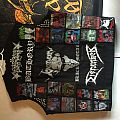 Black Witchery - Battle Jacket - Vest in Progress