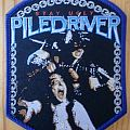 "Piledriver ""Stay Ugly"" Patch"