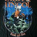"""Cirith Ungol - """"Frost And Fire"""" Shirt XL"""