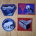 Agent Steel,Wolf,Deströyer 666,Sledgehammer Patch