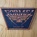 Formel 1 - Logo Patch
