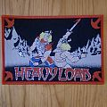 """Heavy Load - """"Metal Conquest"""" Patch"""