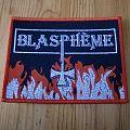 Blaspheme - Logo Patch