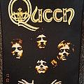 Queen Backpatch