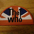 The Who Logo Patch