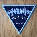 "Haunt - ""Luminous Eyes"" Triangle Patch"