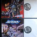 "Scanner ""Hypertrace"" + ""Terminal Earth"" Vinyl"