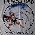 """Heavy Load """"Death Or Glory"""" Shirt XL"""