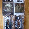"Iron Curtain - Tape / Vinyl / CD / Recording etc - Iron Curtain ""Road To Hell + Jaguar Spirit"" Tape"