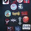 Small Exciter/Razor/Nocturnal/Desaster/ Cruel Force Patches
