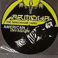 """Armour """"The Sonichouse Tapes - American Invasion"""" Picture Vinyl"""