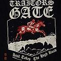 "Traitors Gate - ""Devil Takes The High Road"" Shirt XL"