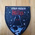 """Hällas - """"Star Rider"""" Shield Patch"""