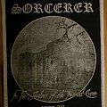 "Sorcerer - Patch - Sorcerer - ""In The Shadow Of The Inverted Cross"" Patch"