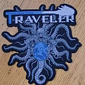 "Traveler - Patch - Traveler - ""Traveler"" Album Cover Shape Patch"