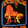 "Anvil ""Forged In Fire"" Shirt XL"