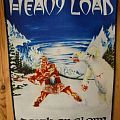 """Heavy Load """"Death Or Glory"""" Backpatch"""