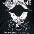 """Heidevolk """"De Strijdlust Is Geboren"""" Shirt"""