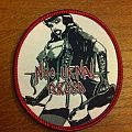 """Nocturnal Breed """"Screaming For A Leather Bitch"""" Patch"""