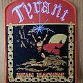 "Tyrant - Patch - Tyrant ""Mean Machine"" Patch"