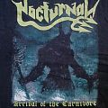 """Nocturnal """"Arrival Of The Carnivore"""" Shirt"""