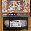 "Dimple Minds ""Volle Kelle Live"" VHS"