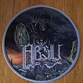 "Absu - ""The Sun of Tiphareth"" Circular Patch"