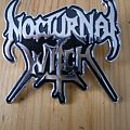 Nocturnal Witch - Logo Pin