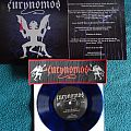 "Eurynomos ""Fierce Alliance"" Blue Vinyl + Logostripe"