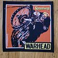 "Warhead - ""Speedway"" Patch"