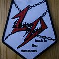 """Living Death - """"Back To The Weapons"""" Patch"""