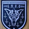 """Nocturnal Witch - """"Heavy Metal Satan's Soldiers"""" Patch"""