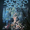 """Sacred Steel """"Wargods Of Metal"""" Shirt"""