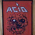 """Acid """"Maniac"""" Patch"""