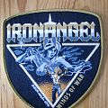 """Iron Angel """"Winds Of War"""" Patch"""