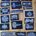 Pagan/Black/Viking Metal Patches