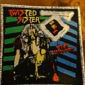 """Twisted Sister """"Stay Hungry/S.M.F."""" Patch"""