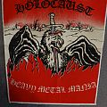 "Hölöcäust - ""Heavy Metal Mania"" Backpatch"