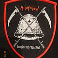 """Midnight - """"Complete And Total Hell"""" Shield Patch"""