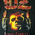 "Oz - ""Black Candles"" Shirt XL"