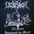 "Desaster ""25 Years"" Shirt"
