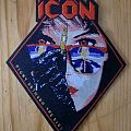 "Icon - ""Right Between The Eyes"" Patch"