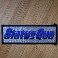 Status Quo - Patch - Status Quo - Logo Patch