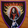 Cathedral - Patch - Cathedral - purple shield patch